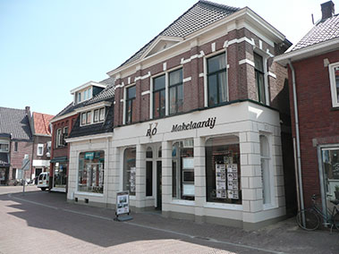RVO pand in Oldenzaal